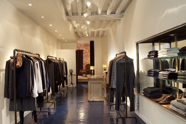 agencement magasin, agencement boutique, portant sur mesure, déco boutique, agencement boutique prét à porter, boutique melinda gloss